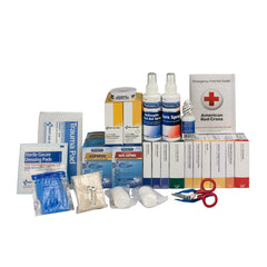 2 Shelf ANSI A+, Refill, with Meds - BS-FAK-90612-1-FM