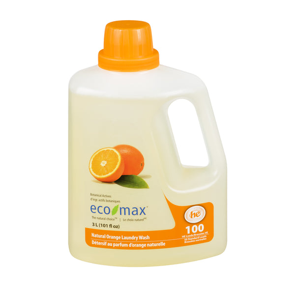Natural Orange Laundry Wash (3L)