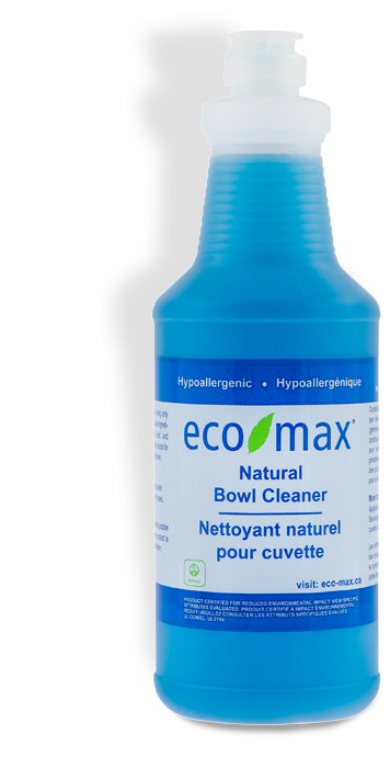 Natural Bowl Cleaner
