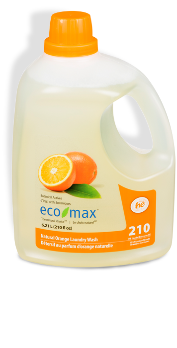 Natural Orange Laundry Wash (6.21L)