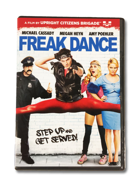 "UCB DVD - ""Freakdance"""