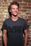 UCB Logo Tee - Dark Grey Heather