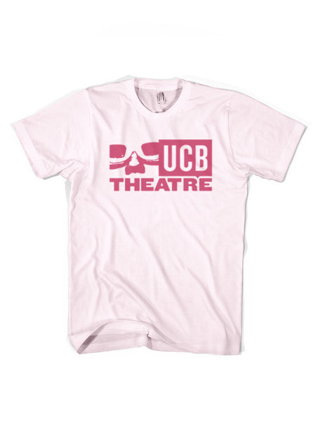 UCB Logo Tee - Pink On Pink - NEW for 2020!