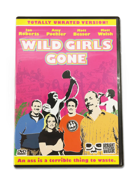 "UCB DVD - ""Wild Girls Gone"""