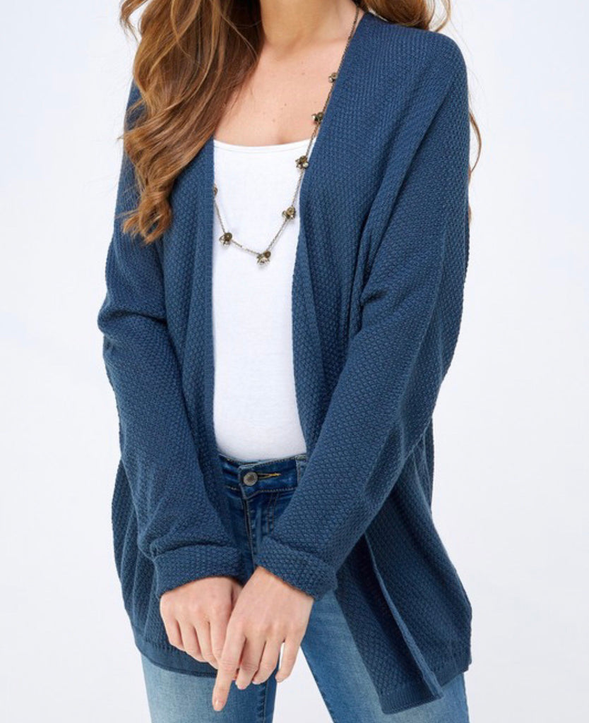 Breezy Knit Cardigan *more colors* - shoptula