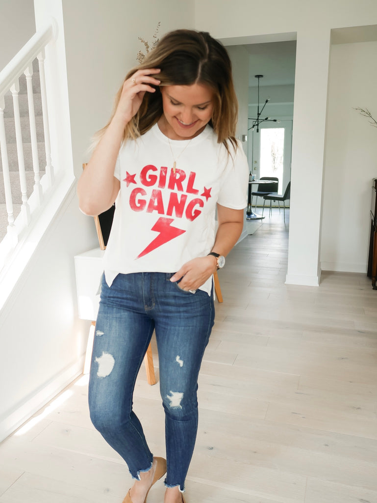Girl Gang Tee *restocked* - shoptula