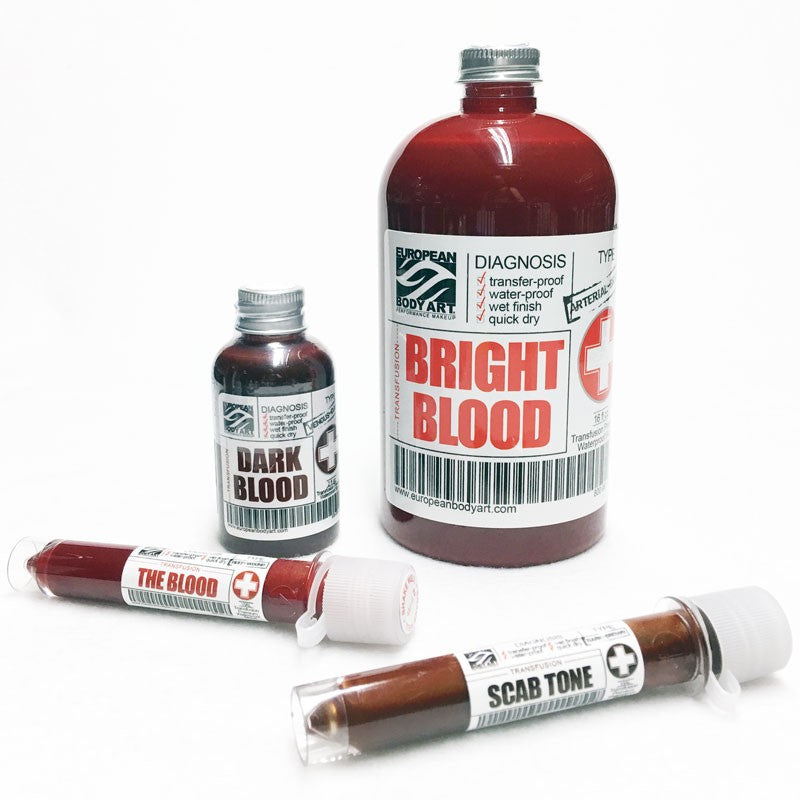 European Body Art Transfusion Blood