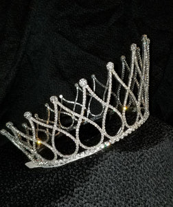 Diamond Swirl Crown