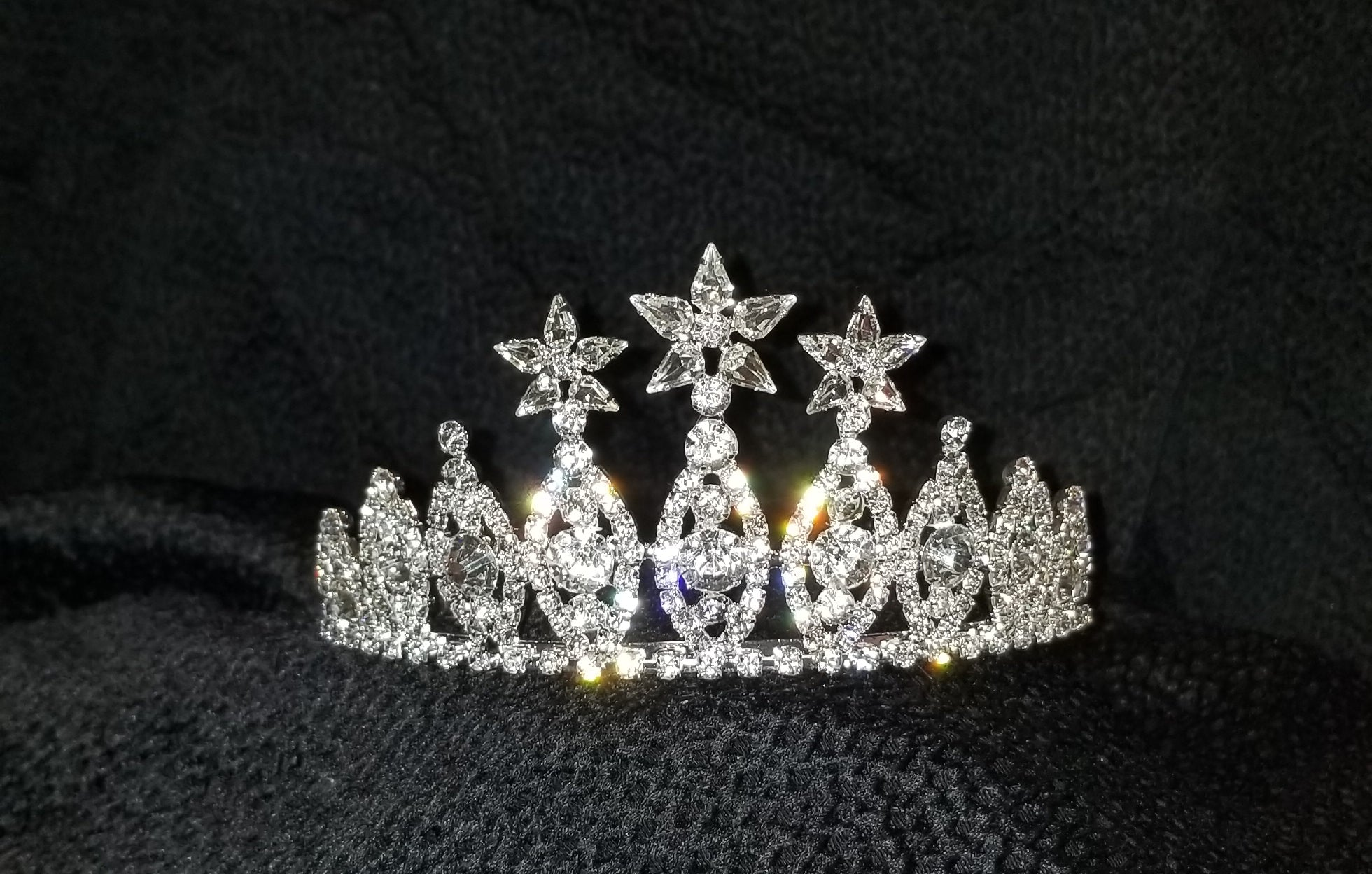 Diamond Stars Tiara