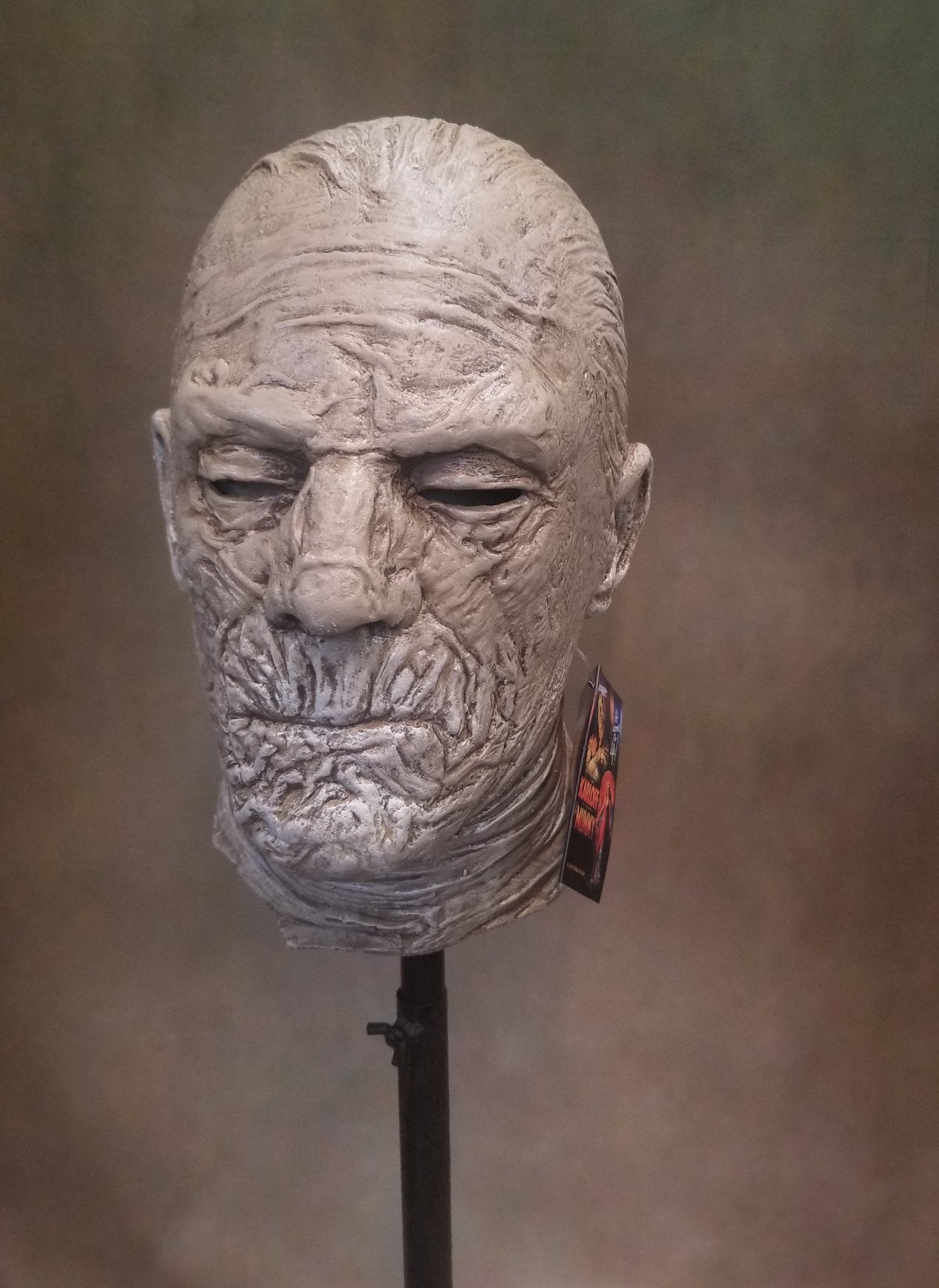 Boris Karloff The Mummy Mask