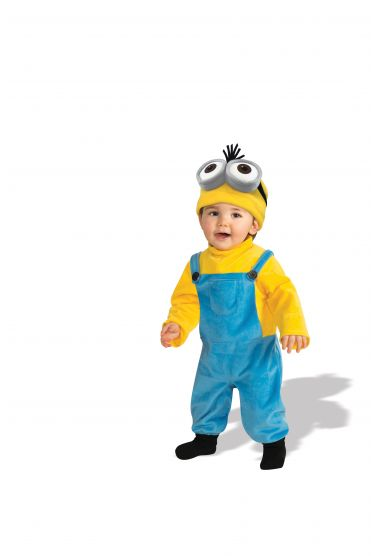 Toddler Minion Kevin