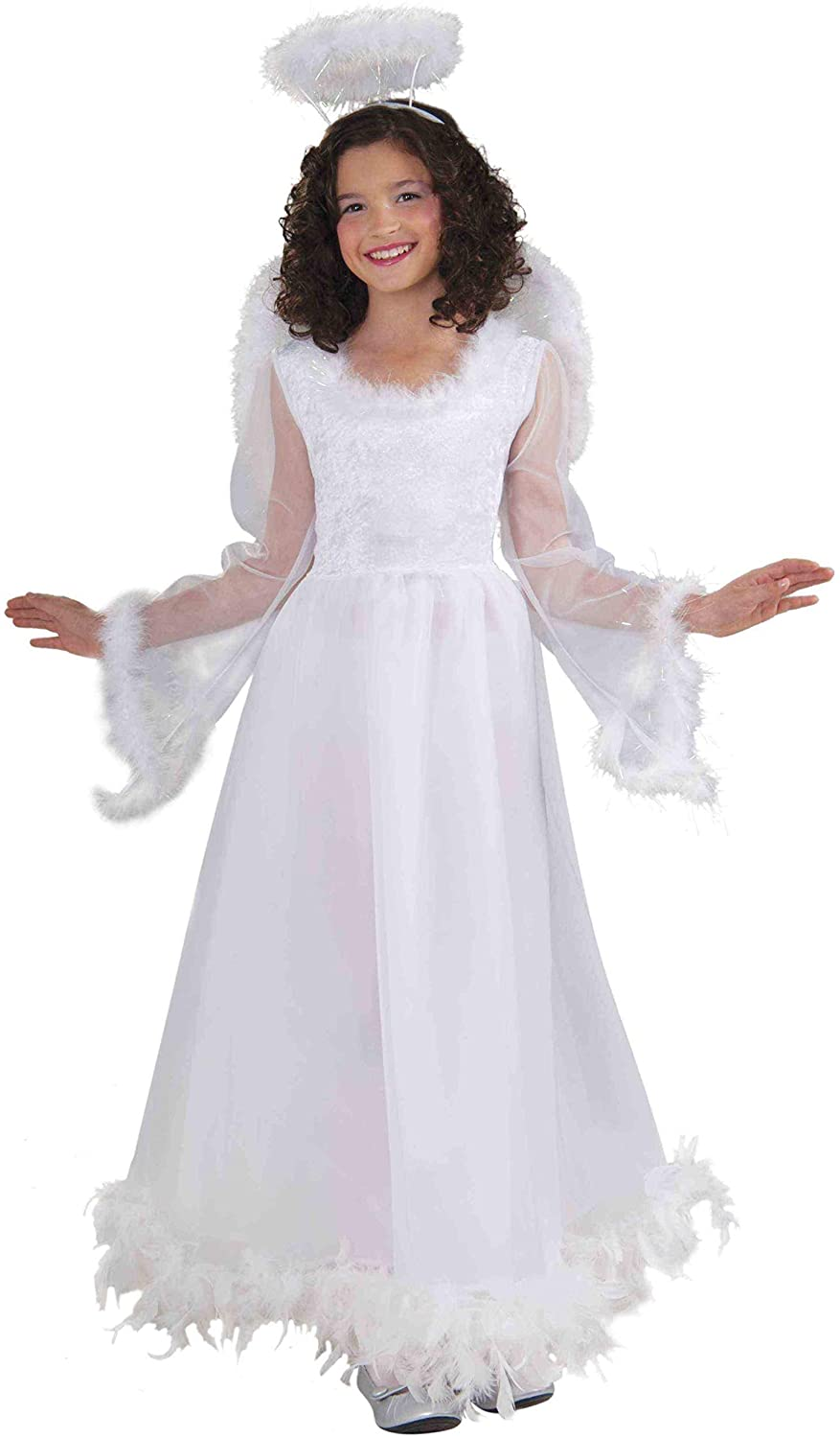 Fluttery Angel Costume
