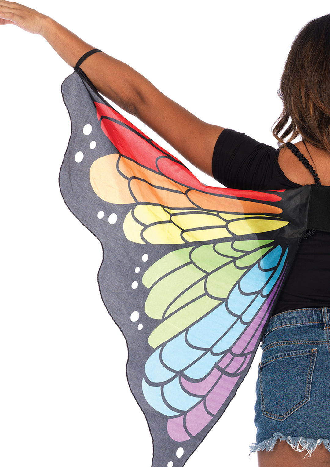 Mini Rainbow Wings