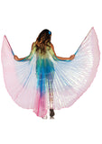 Pastel Goddess Isis Wings