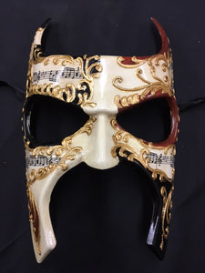 Venetian Full Bat Mask