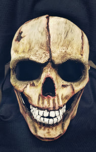 Hinged Skull Mask