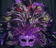 Carnival Style Masquerade Mask