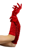 Temptress Gloves in Red