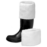 Plush Short Fur Boot Toppers