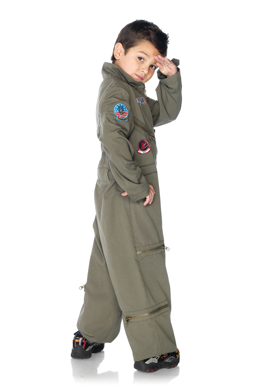 Top Gun Boys Flight Suit