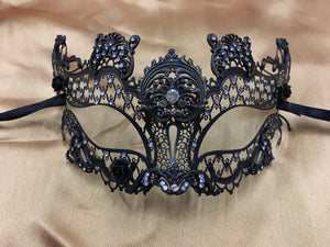 Steampunk Metal Mask