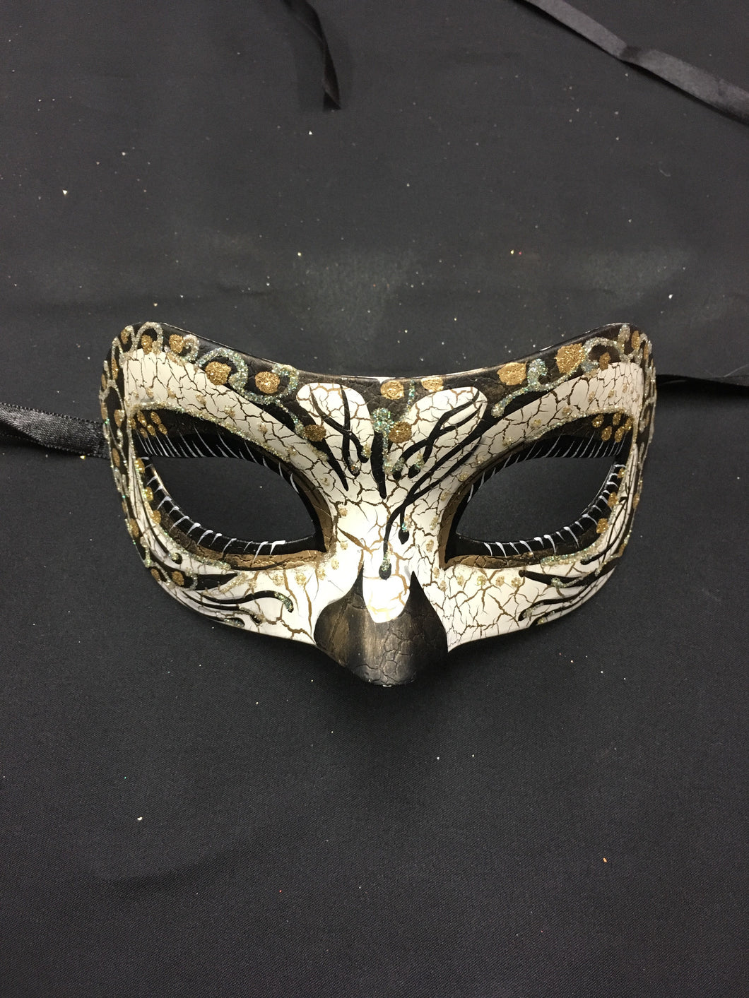 Day of the Dead Eye Mask SMALL