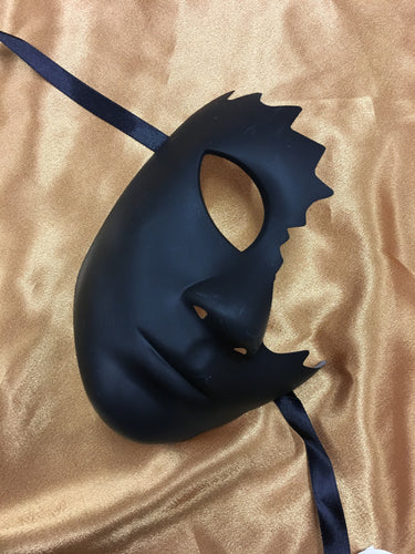 Venetian Cut Out Mask
