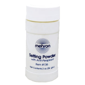 Mehron Setting Powder