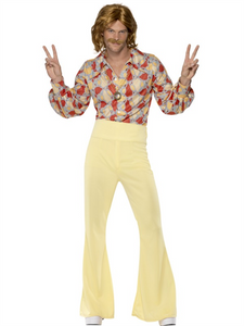 Groovy Baby Shirt and Flares
