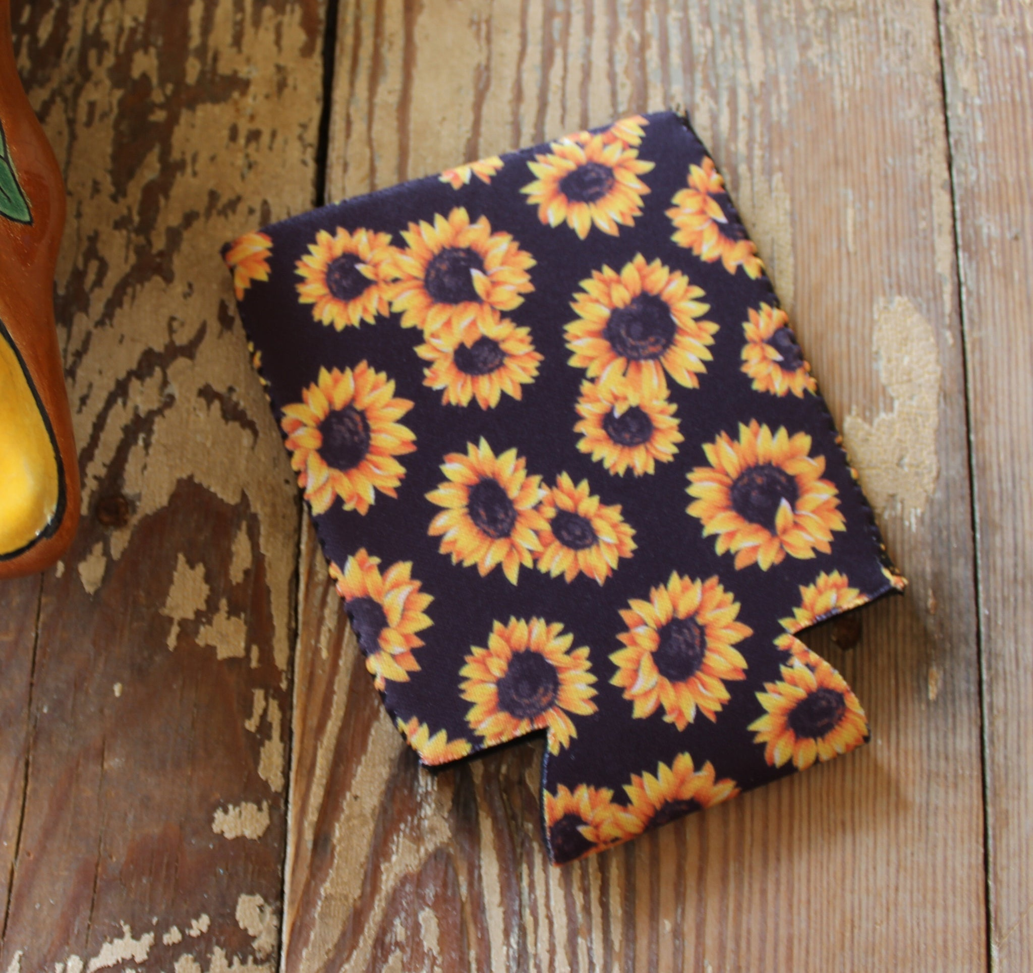 Sunflower Koozie