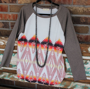Pendleton Tribal Long Sleeve