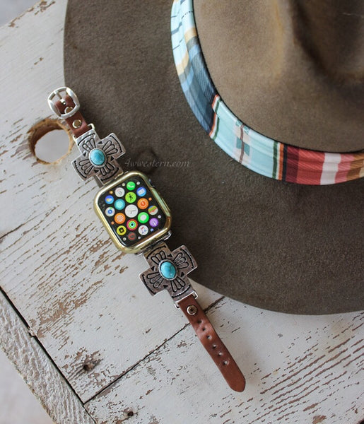 Southwest Cross Apple Watch Band