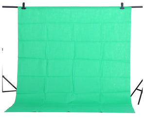 Green 4m*1.6m Textile Muslin Photo Backdrop