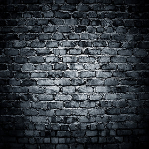 Mysterious Brick Wall Photography Wallpaper