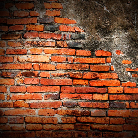 Fire Brick Wall Photography Wallpaper