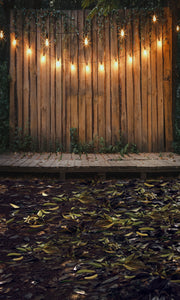Lights Wood Photography Background