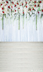 Wedding Wall Photography Background