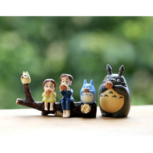 Totoro Friends Anime