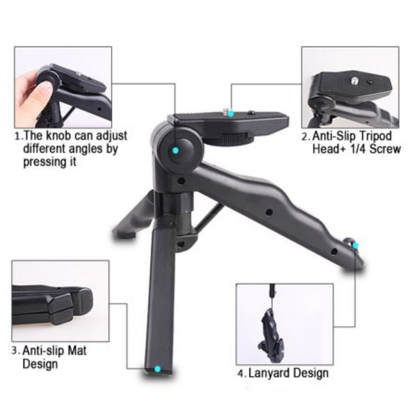 CAMERA SHORT STAND