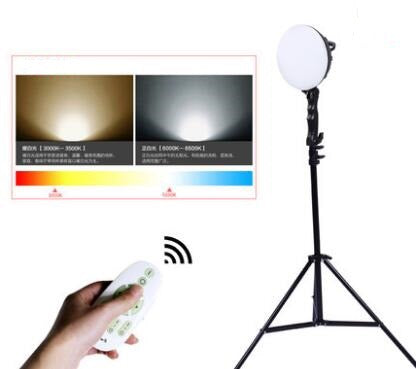 LED Light Two Colors With Remote Switcher