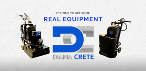 Welcome to DiamaCrete  (Formerly Blue Phantom Equipment)