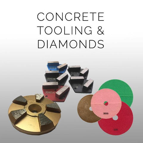 Concrete Tooling & Diamonds