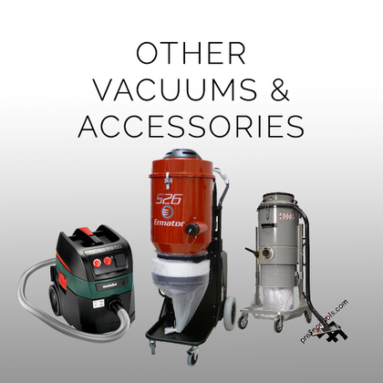 Other Vacuums & Accessories