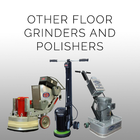 Other Floor Grinders & Polishers
