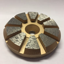 "RC 3"" 10 Segment Metal Diamonds"