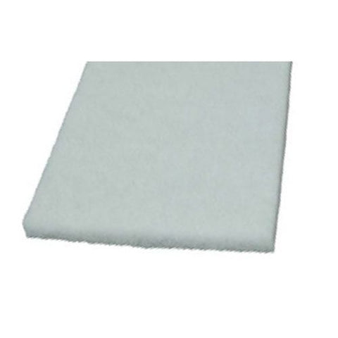 VA White Maintenance Pads