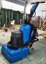 "Blue Phantom Combo Set: BP410 24"" Floor Grinder + BPV312 HEPA Vacuum"