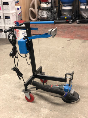 Blue Phantom AES Edger Frame