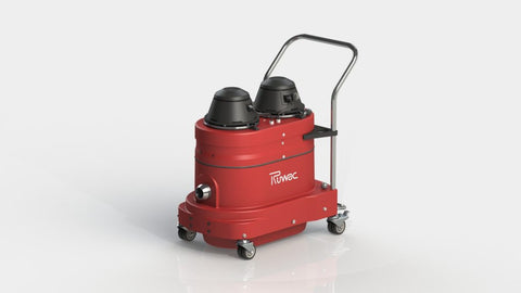 RUWAC Little Red Vacuum