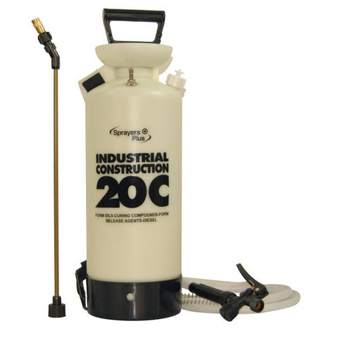 Sprayers Plus Industrial Construction Sprayer